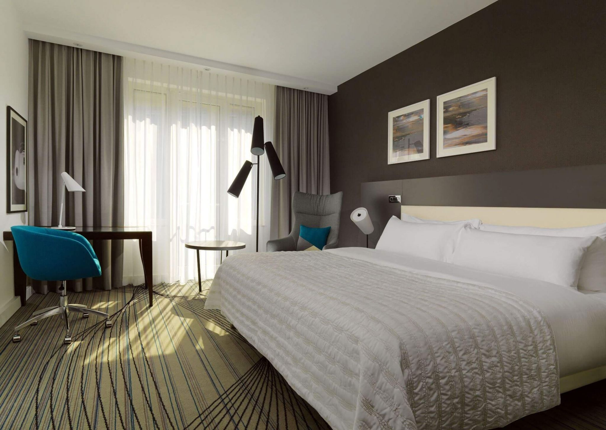 Accommodation Stuttgart:Superior Chic Rooms Le Méridien Stuttgart